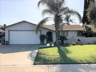 Visalia Single Family Home For Sale: 2311 S Memory Street