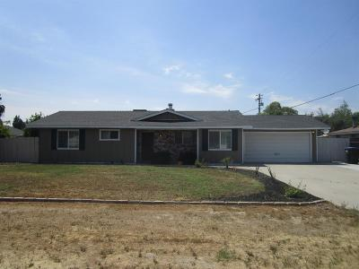 Madera Single Family Home For Sale: 17808 Wabash Road