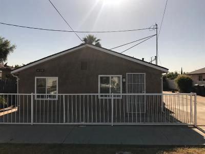 Madera Single Family Home For Sale: 420 Stinson Street