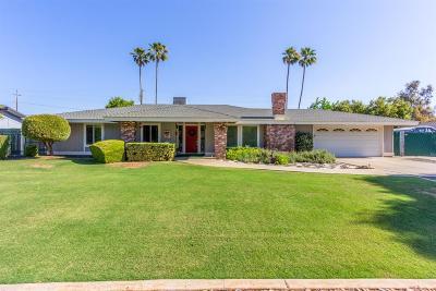 Madera Single Family Home For Sale: 36063 Orange Grove Avenue