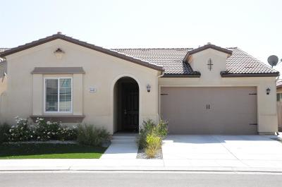 Clovis Single Family Home For Sale: 3445 Del Dios Avenue