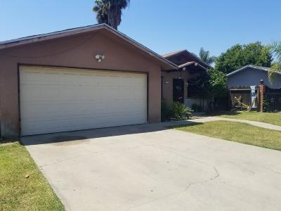 Sanger Single Family Home For Sale: 631 Eastwood Drive