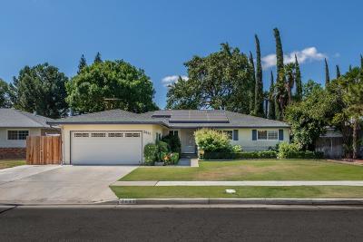 Fresno Single Family Home For Sale: 2637 E Palo Alto