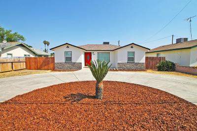 Tulare Single Family Home For Sale: 1608 E Alpine Avenue
