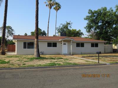 Fresno Single Family Home For Sale: 114 E Mesa Avenue