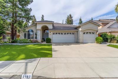 Fresno Single Family Home For Sale: 2192 E Omaha Avenue