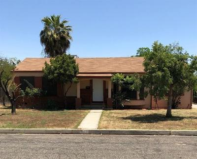 Madera Single Family Home For Sale: 425 Rotan Ave Avenue