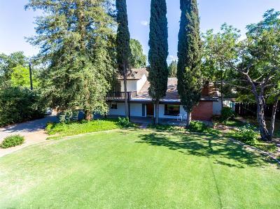 Clovis Single Family Home For Sale: 7747 E Nees Avenue