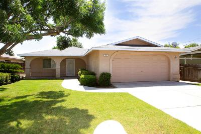 Madera Single Family Home For Sale: 113 Santa Bonita Street