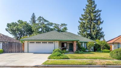 Clovis Single Family Home For Sale: 2284 Robinwood Avenue