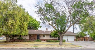 Fresno Single Family Home For Sale: 2536 N Sierra Vista Avenue