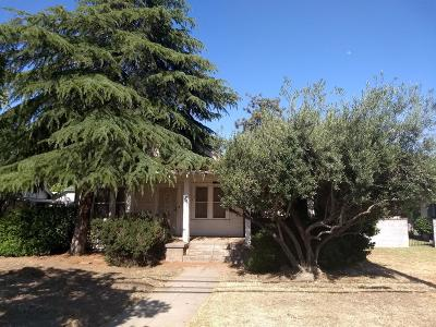 Fresno Single Family Home For Sale: 1274 N Fruit Avenue