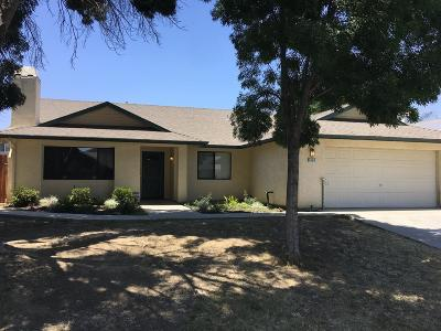 Coalinga Single Family Home For Sale: 420 Coyote Springs Court