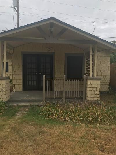 Fresno Single Family Home For Sale: 330 E Cornell Avenue