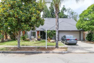 Fresno Single Family Home For Sale: 178 E Portland Avenue
