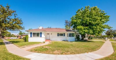 Fresno Single Family Home For Sale: 1051 N Marilyn Way