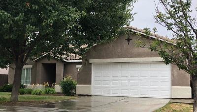 Sanger Single Family Home For Sale: 2750 Edgar Avenue