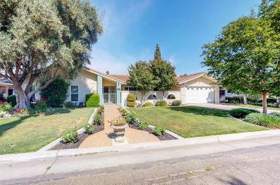 Madera Single Family Home For Sale: 205 Sassafras Drive