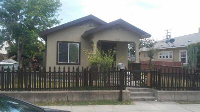 Fresno Single Family Home For Sale: 1838 E Clay Avenue