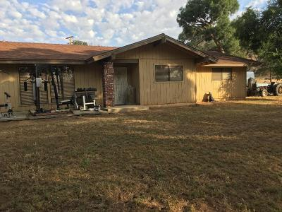 Clovis Single Family Home For Sale: 14903 Tollhouse