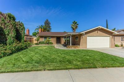 Fresno Single Family Home For Sale: 6112 N Dewey Avenue