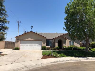 Kingsburg CA Single Family Home For Sale: $265,000