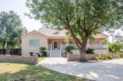 Visalia Single Family Home For Sale: 15632 Avenue 309