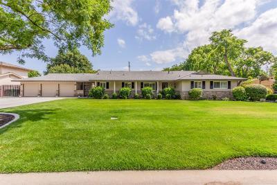 Fresno CA Single Family Home For Sale: $519,000