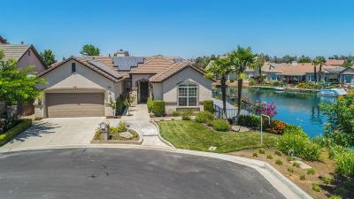 Clovis Single Family Home For Sale: 10896 E Clearwater Way