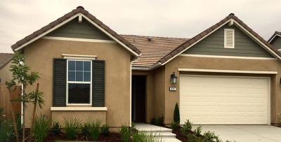 Madera Single Family Home For Sale: 421 Wishon Avenue