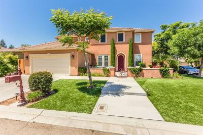 Clovis Single Family Home For Sale: 4755 N Arrow Ridge Way