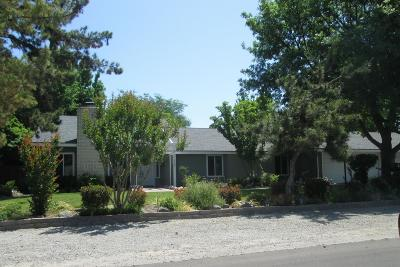 Madera Single Family Home For Sale: 19295 Panoramic Drive