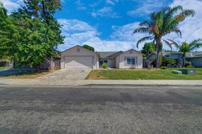 Madera Single Family Home For Sale: 471 Chestnut Avenue