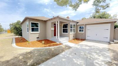 Fresno CA Single Family Home Pending: $195,900