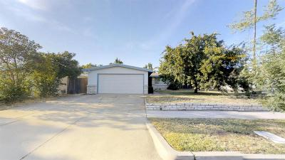 Fresno CA Single Family Home For Sale: $195,000