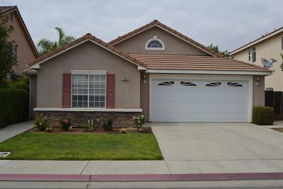 Sanger Single Family Home For Sale: 2564 Santa Cruz Avenue