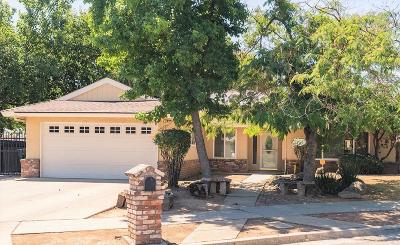 Fresno Single Family Home For Sale: 6029 N Marty Avenue