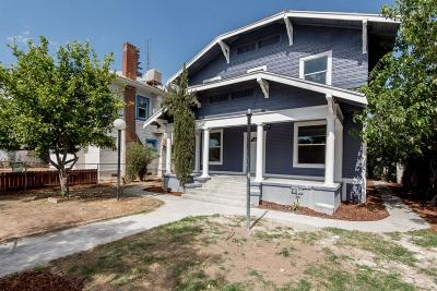 Fresno Single Family Home For Sale: 362 N Calaveras Street