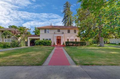 Fresno Single Family Home For Sale: 608 E Home Avenue