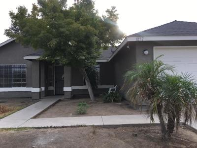 Dinuba Single Family Home For Sale: 1277 N Alexandria Drive