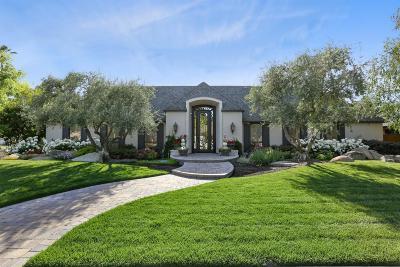 Visalia Single Family Home For Sale: 3420 W Border Links Drive