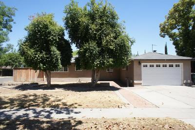 Fresno Single Family Home For Sale: 3090 W Santa Ana Avenue