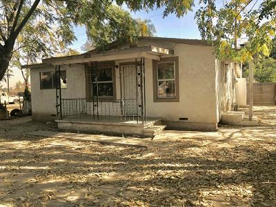 Madera Single Family Home For Sale: 1125 Columbia Street