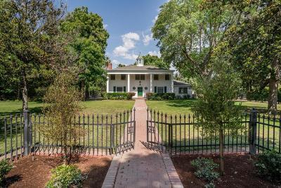 Single Family Home For Sale: 4164 N Van Ness Boulevard