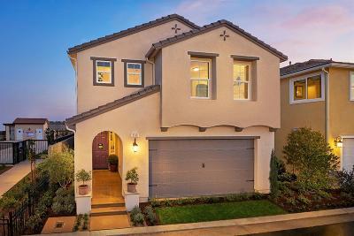 Clovis Single Family Home For Sale: 1514 Zenith Lot # 96 Lane