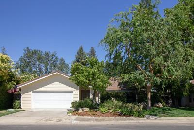 Clovis Single Family Home For Sale: 47 N Jasmine Avenue