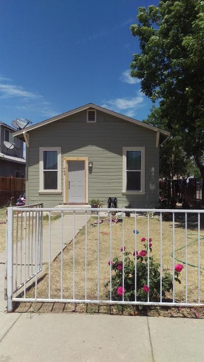 Coalinga Single Family Home For Sale: 265 S 5th Street