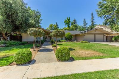 Fresno Single Family Home For Sale: 2641 W Barstow Avenue