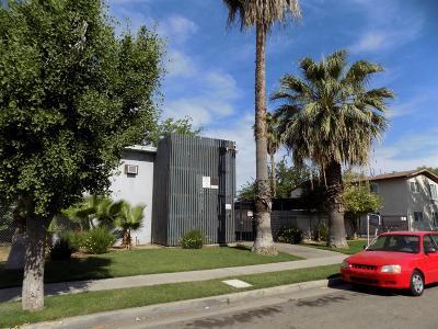 Fresno Multi Family Home For Sale: 421 N Yosemite Avenue