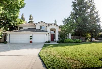 Fresno Single Family Home For Sale: 4667 W Alluvial Avenue